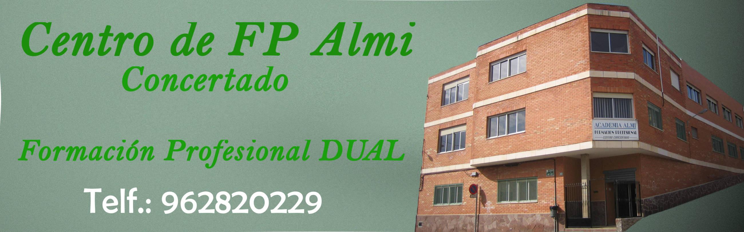 Bienvenido a centro de formaci n profesional almi for On centro de formacion